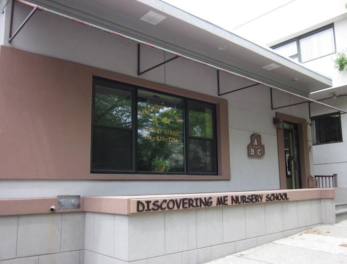 Discovering Me Nursery School Building 1