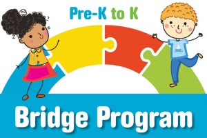Pre-K to K Bridge Program